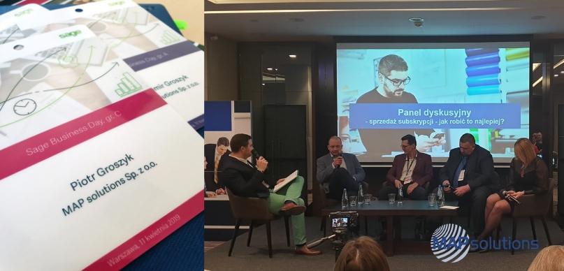 Panel dyskusyjny sage Piotr Groszyk
